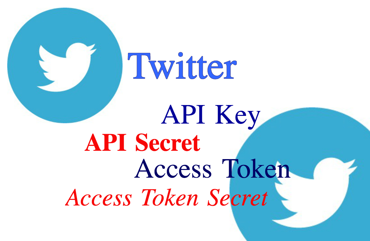 TwitterAPI KeyとAccess Tokenの取得方法